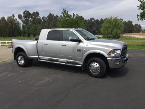 all original 2012 Dodge Ram 3500 Laramie pickup for sale