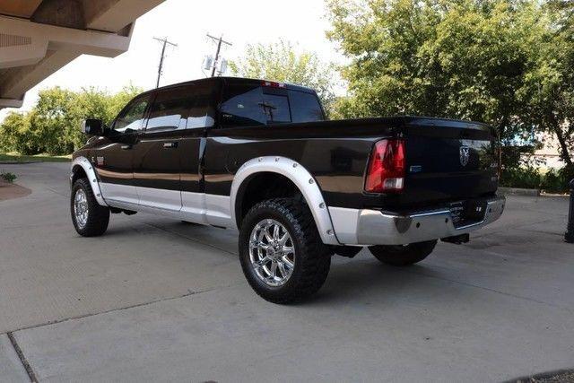 clean 2012 Ram 2500 Laramie pickup