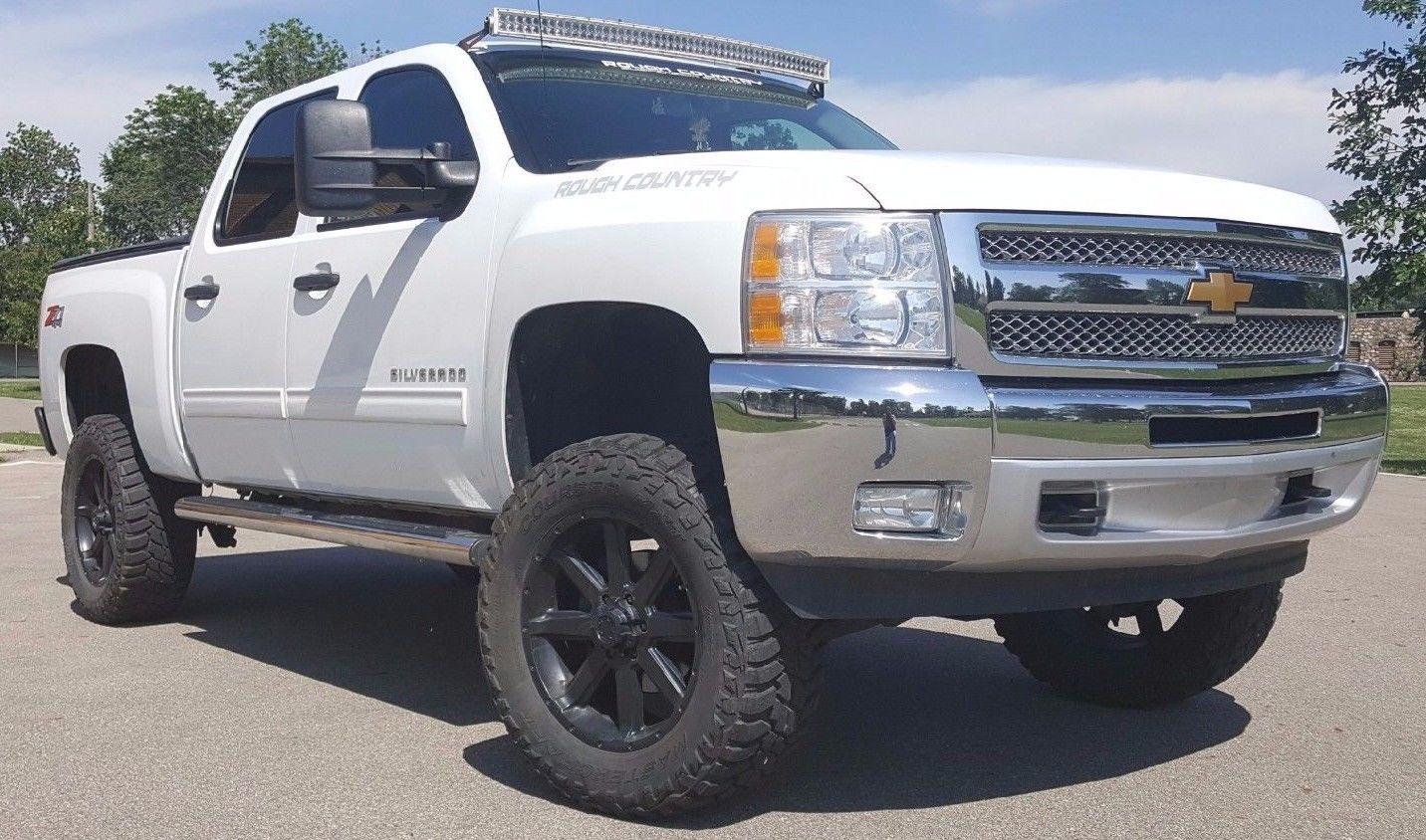 country lift 2012 chevrolet silverado 1500 lt z71 pickup for sale. Black Bedroom Furniture Sets. Home Design Ideas