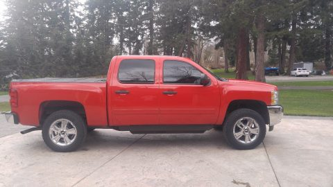 for handicapped 2012 Chevrolet Silverado 1500 pickup for sale