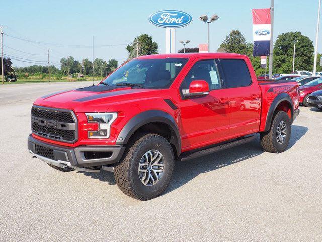 3.5 L Ecoboost >> fresh 2018 Ford F 150 Raptor pickup for sale