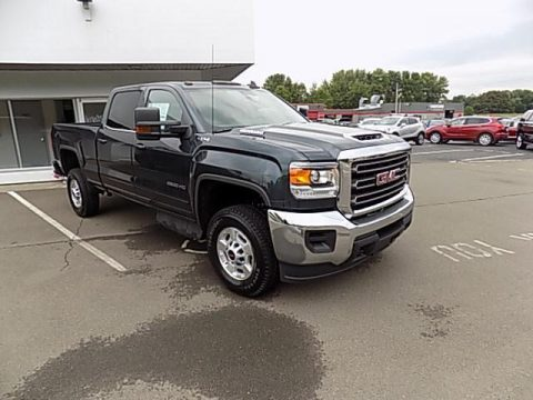 fresh and clean 2018 GMC Sierra 2500 SLE pickup for sale