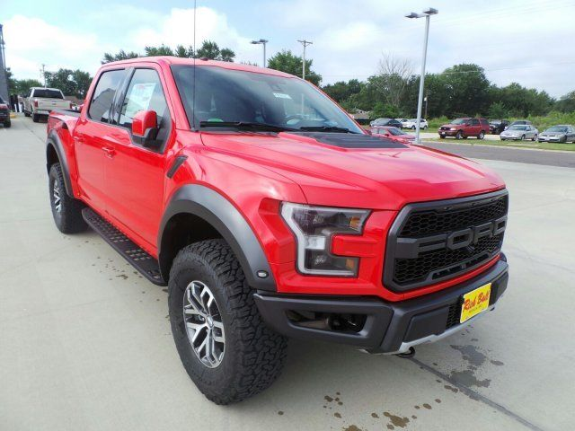 fresh and loaded 2018 Ford F 150 Raptor pickup for sale