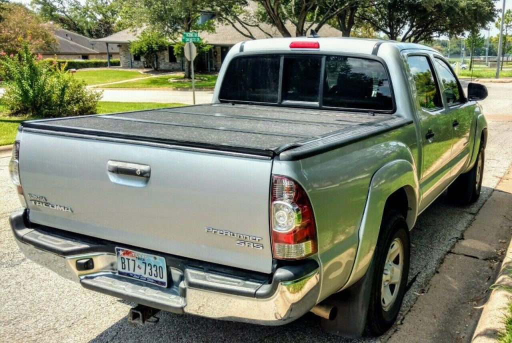 great shape 2012 Toyota Tacoma Prerunner pickup
