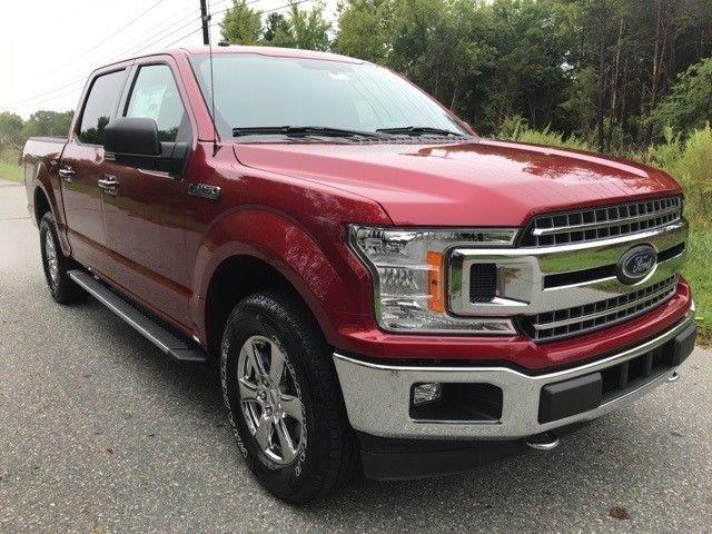 Ford Raptor For Sale >> loaded 2018 Ford F 150 XLT pickup for sale