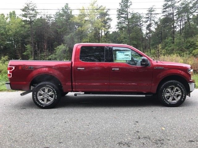 loaded 2018 Ford F 150 XLT pickup for sale