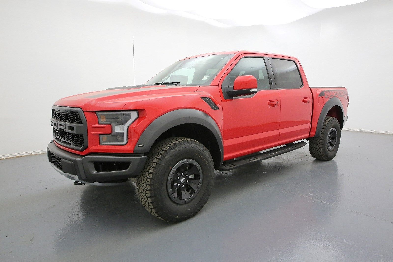 loads of equipment 2018 Ford F 150 Raptor pickup for sale
