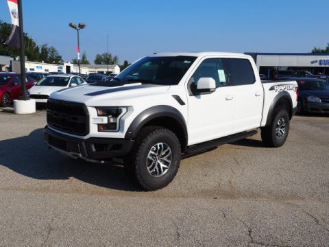 new 2018 Ford F 150 Raptor pickup for sale