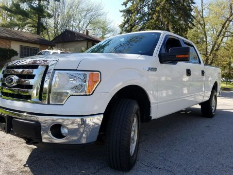 new tires 2012 Ford F 150 PT pickup for sale