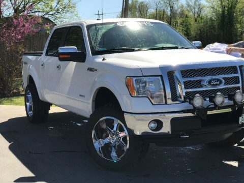 power everything 2012 Ford F 150 Lariat pickup for sale