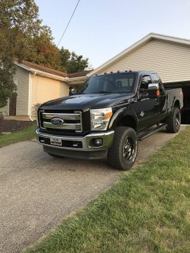 rust free 2012 Ford F 350 Lariat pickup for sale
