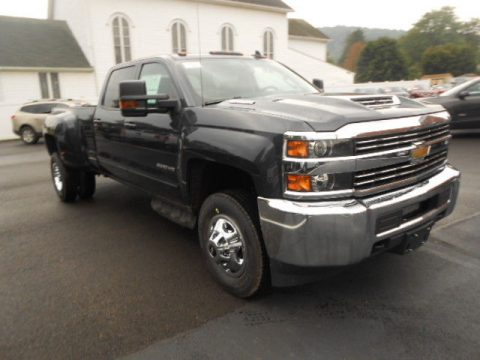 that new car smell 2018 Chevrolet Silverado 3500 LT pickup for sale