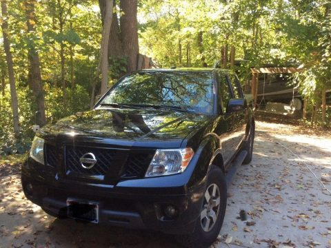 always garaged 2010 Nissan Frontier Pro 4X pickup for sale