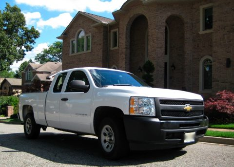 clean 2011 Chevrolet Silverado 1500 WT Pickup for sale