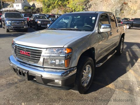 great shape 2010 GMC Canyon 4WD pickup for sale