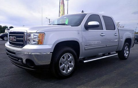 great shape 2010 GMC Sierra 1500 SLE1 pickup for sale