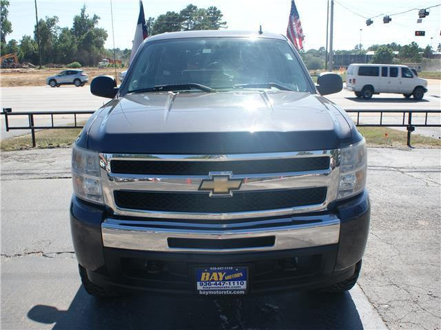 loaded 2010 Chevrolet Silverado 1500 LT pickup