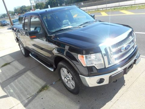 loaded 2010 Ford F 150 Lariat 4×4 Supercab Styleside pickup for sale