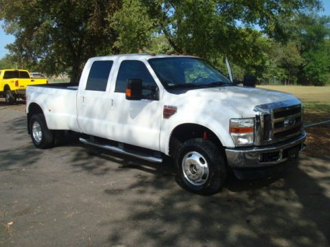 loaded 2010 Ford F 350 LARIAT pickup for sale