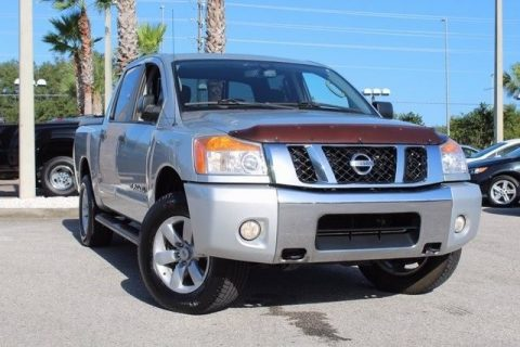 loaded 2010 Nissan Titan SE pickup for sale