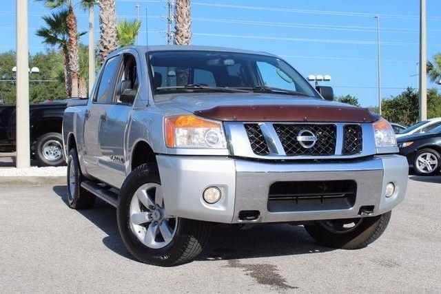 Loaded 2010 Nissan Titan Se Pickup For Sale