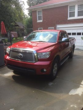 loaded 2011 Toyota Tundra Limited Pickup for sale