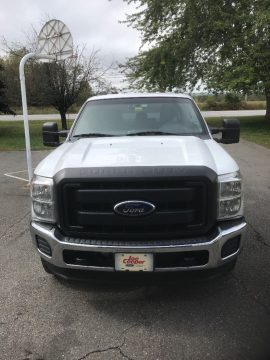 new parts 2011 Ford F 250 XL pickup for sale