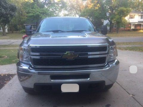 no damage 2011 Chevrolet Silverado 2500 LT pickup for sale