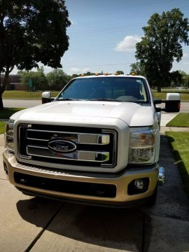 non smoker 2011 Ford F 350 King Ranch Pickup for sale