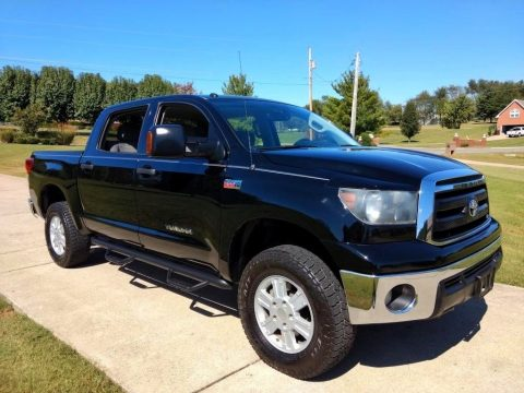 strong engine 2011 Toyota Tundra Crew Max 4×4 pickup for sale