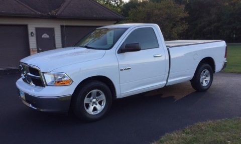well maintained 2010 Dodge Ram 1500 pickup for sale