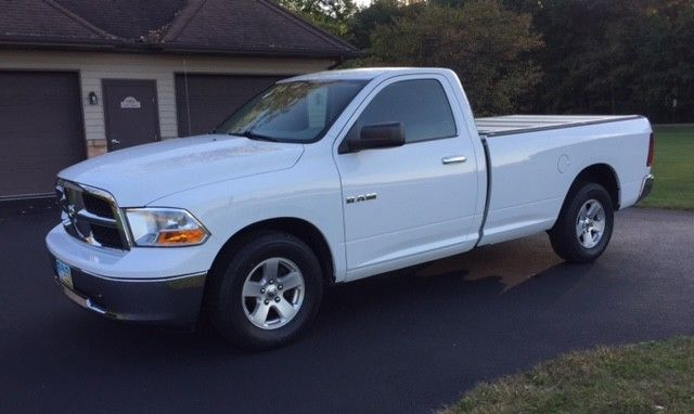 well maintained 2010 Dodge Ram 1500 pickup