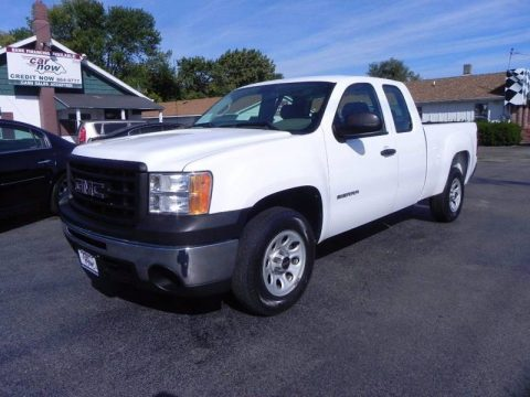 Work Truck 2010 GMC Sierra 1500 pickup for sale