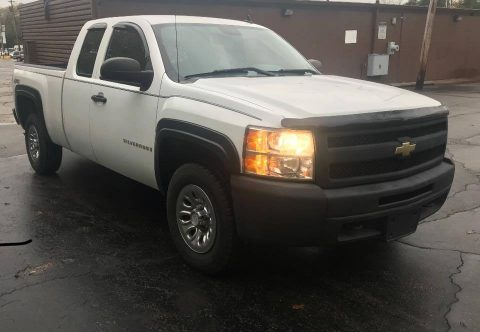 clean 2009 Chevrolet Silverado 1500 pickup for sale