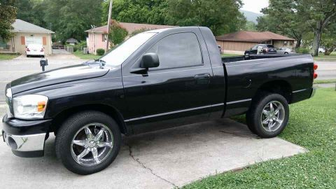 decent miles 2008 Dodge Ram 1500 SLT pickup for sale