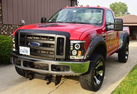Excellent condition 2009 Ford F 350 pickup for sale