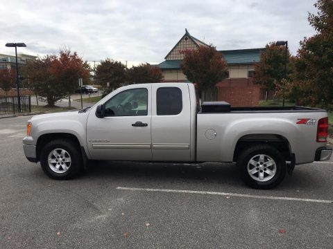non smoker 2009 GMC Sierra 1500 SLE pickup for sale