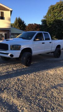 very modified 2008 Dodge Ram 2500 sxt pickup for sale
