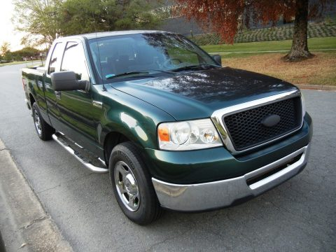 well maintained 2008 Ford F 150 XLT pickup for sale
