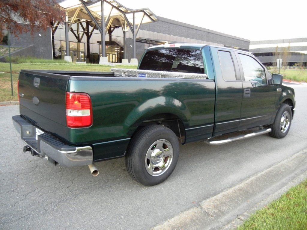 well maintained 2008 Ford F 150 XLT pickup