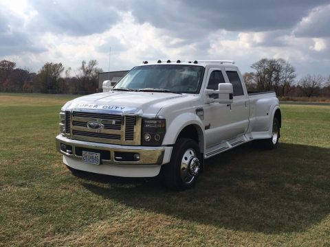 Western Hauler 2008 Ford F 450 Lariat pickup for sale