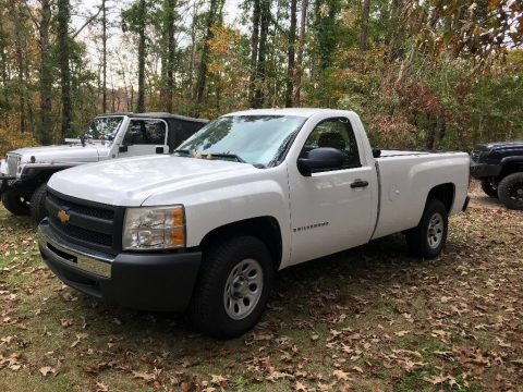 work truck 2009 Chevrolet Silverado 1500 Wt pickup for sale