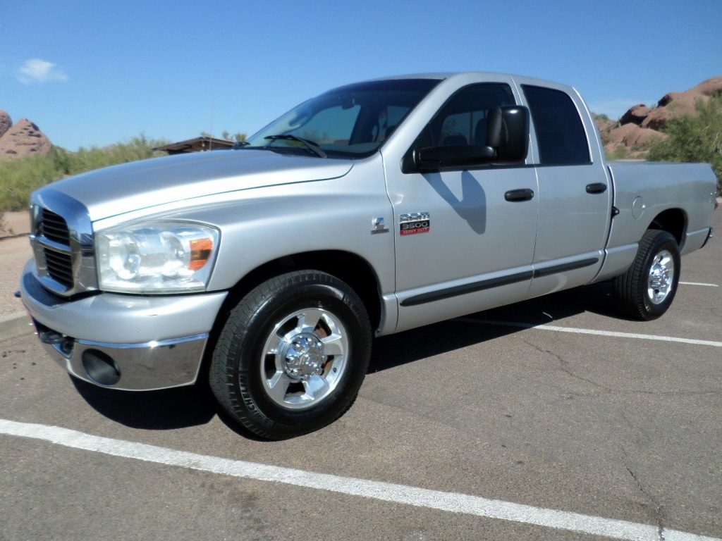 BIG HORN EDITION 2007 Dodge Ram 3500 pickup