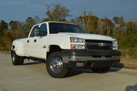 Duramax powered 2007 Chevrolet Silverado 3500 DRW LT1 pickup for sale