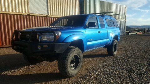 fully loaded 2007 Toyota Tacoma SR5 pickup for sale