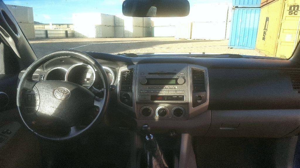 fully loaded 2007 Toyota Tacoma SR5 pickup