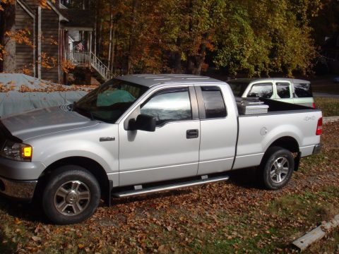 good condition 2007 Ford F 150 XLT pickup for sale