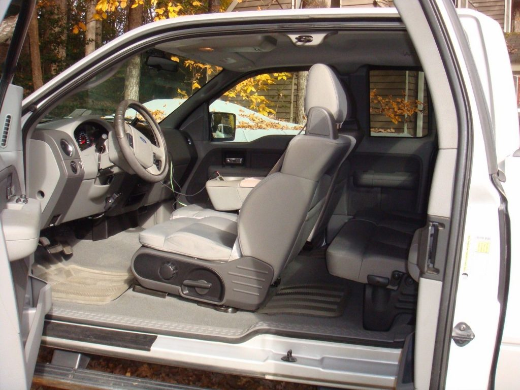 good condition 2007 Ford F 150 XLT pickup