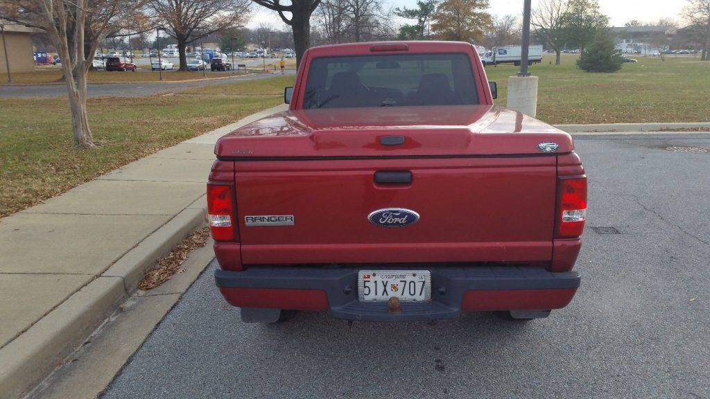 good condition 2007 Ford Ranger Sport pickup