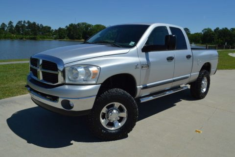 great shape 2007 Dodge Ram 2500 SLT pickup for sale